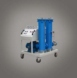 日欣净化高固含量滤油机GLYC系列