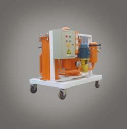 日欣净化高粘油滤油机LYC-G系列