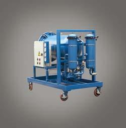 日欣净化聚结式滤油机LYC-J系列