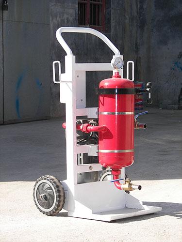 新乡日欣LYC-B100滤油机