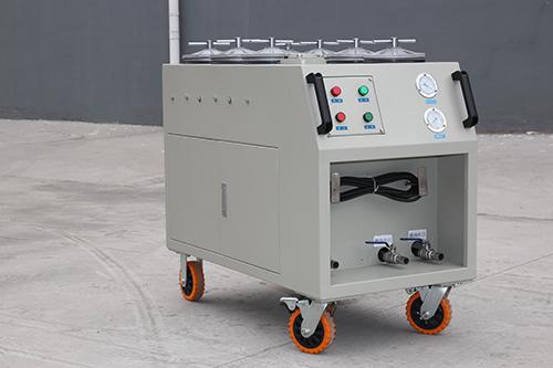 日欣净化CS-AL超精密滤油机