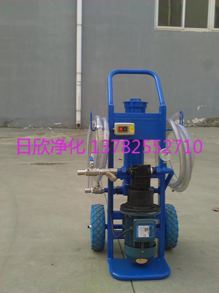 便携式滤油机高级过滤器厂家BLYJ-10齿轮油