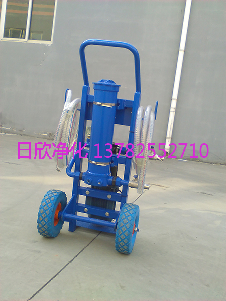 微型滤油机BLYJ-10实用工业齿轮油滤油机厂家