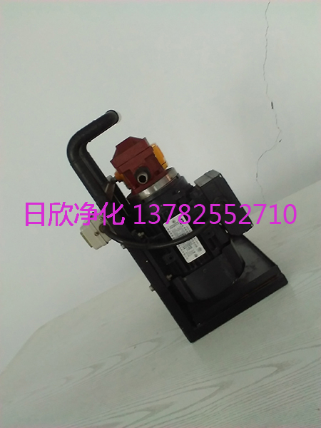 抗磨液压油微型便携滤油机过滤器BLYJ-10增强