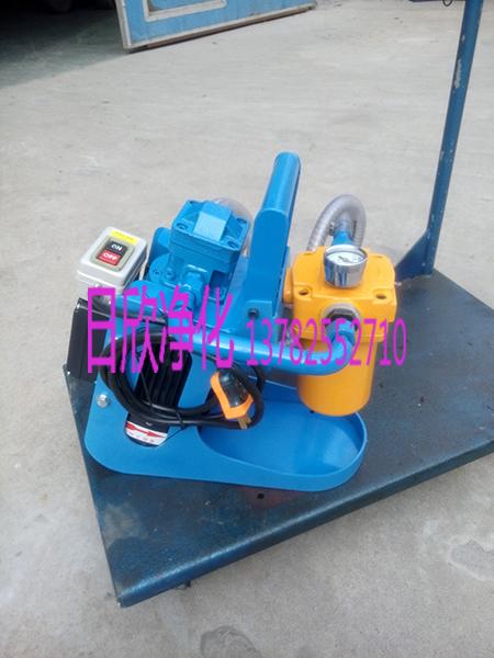 便携过滤机净化柴油优质BLYJ系列