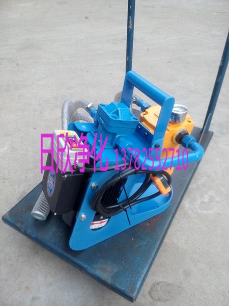 滤芯滤油机厂家BLYJ-10高配置小型过滤机机油