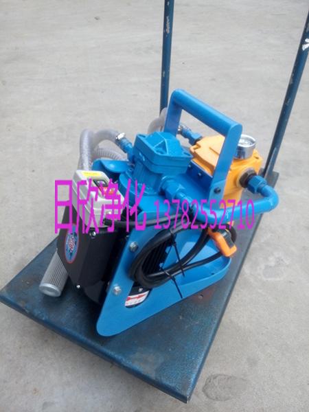 滤油机柴油高品质小型便携滤油机BLYJ-16