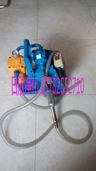 BLYJ-10优质日欣净化抗磨液压油微型便携滤油机