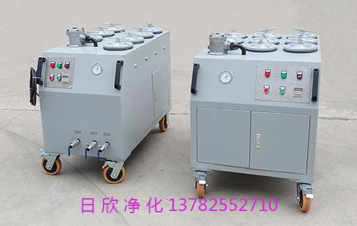 超精密滤油车CS-AL-1R日欣净化抗磨液压油防爆