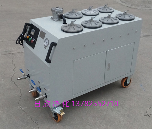 优质CS-AL-1R精密过滤机日欣净化液压油
