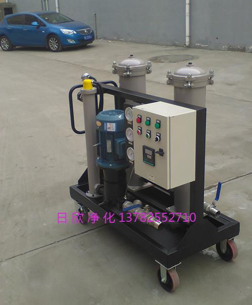 高级GLYC-100液压油滤油机高粘度油过滤机