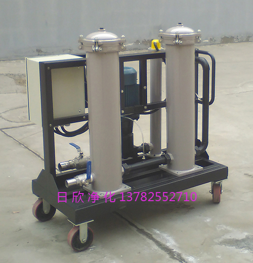 GLYC系列高粘度油滤油车高级日欣净化润滑油