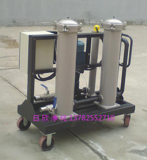 不锈钢高粘油滤油机GLYC系列齿轮油滤油机厂家