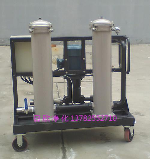 液压油高粘油净油车GLYC系列不锈钢滤油机厂家