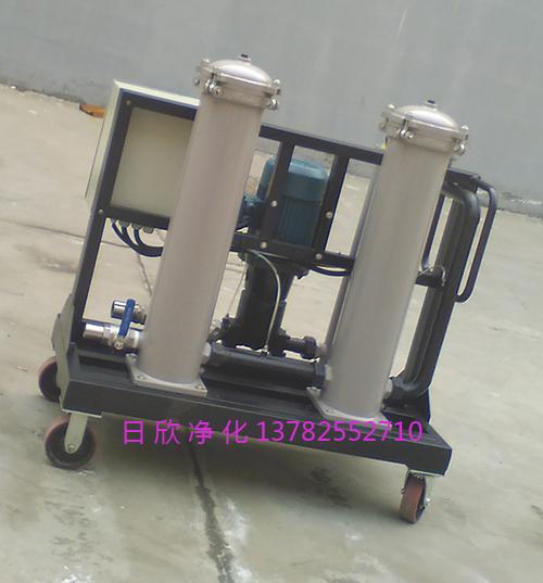 优质高粘度滤油车GLYC系列汽轮机油净化设备
