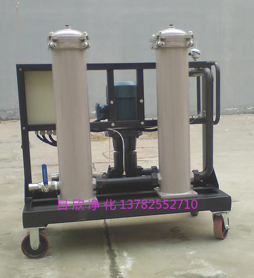 高级GLYC齿轮油高粘油滤油机滤油机