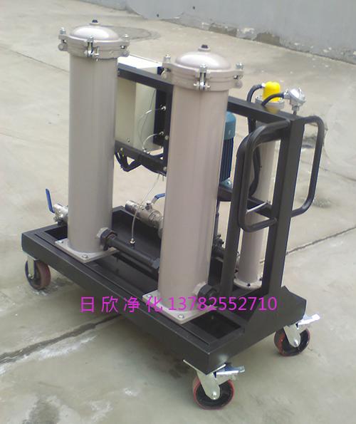 GLYC系列耐用高粘度油过滤机净化液压油