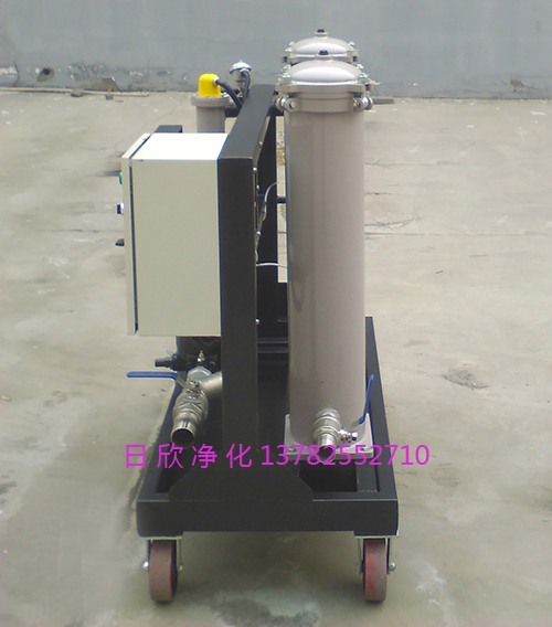 GLYC增强液压油滤油机高粘度净油车