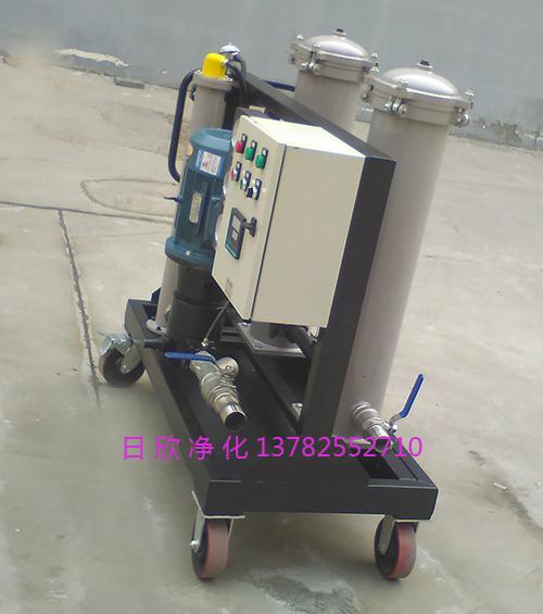 过滤器工业齿轮油GLYC-50耐用高粘度油滤油车