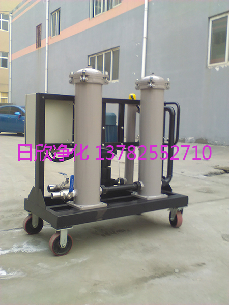 润滑油高品质GLYC-100滤芯高粘油滤油机滤油机厂家