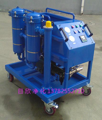 净化设备滤油机厂家高级润滑油GLYC-100高粘度油滤油车
