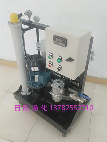 GLYC-50高粘度油过滤机实用日欣净化工业齿轮油