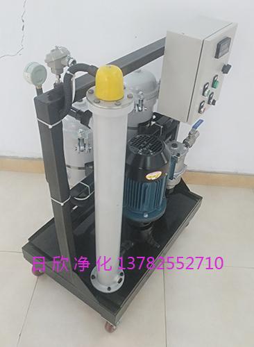 高级GLYC-40高粘度油滤油机滤芯液压油