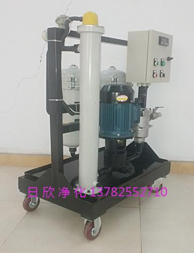 液压油高质量过滤高粘油滤油机GLYC-25