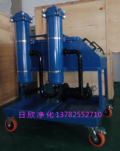 过滤器GLYC-100高粘度滤油机汽轮机油高配置