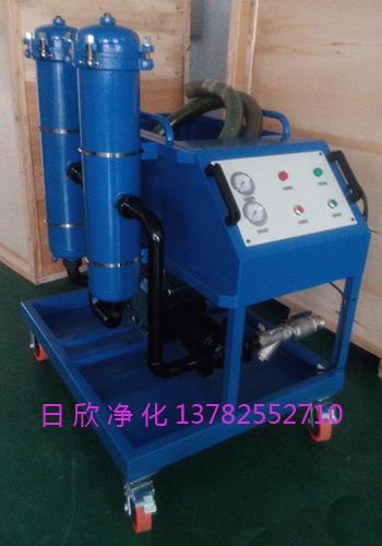 机油滤芯高粘度油过滤机GLYC-40不锈钢