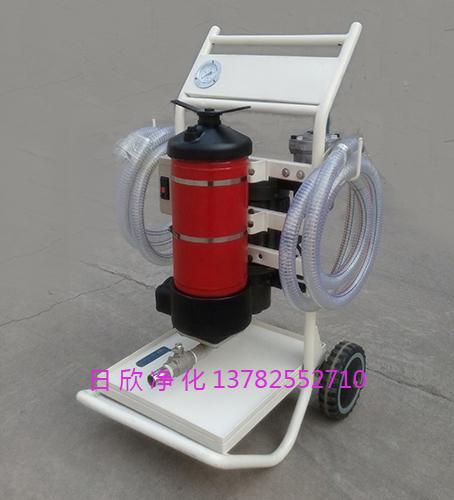 小型净油车机油滤油机厂家LYC-A100高档