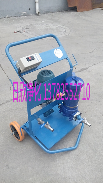 小型净油车机油高档LYC-A100滤油机厂家