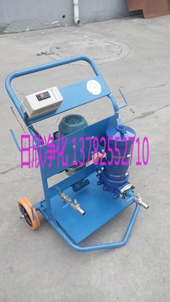 净化机油LYC-A40小型过滤机