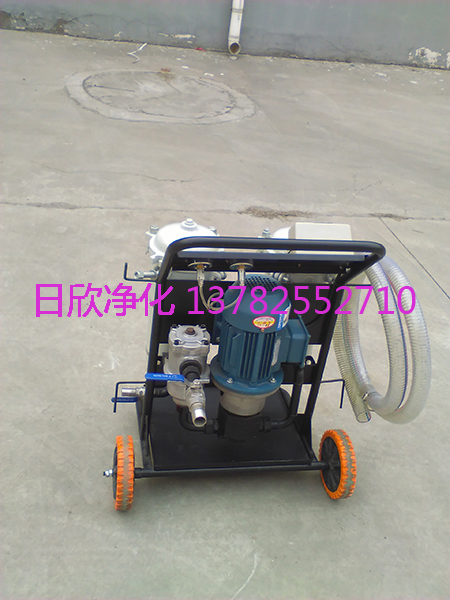 LYC-B100小型净油车实用净化设备润滑油
