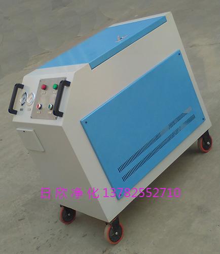 高级工业齿轮油LYC-C100日欣净化滤油机厂家箱式滤油机