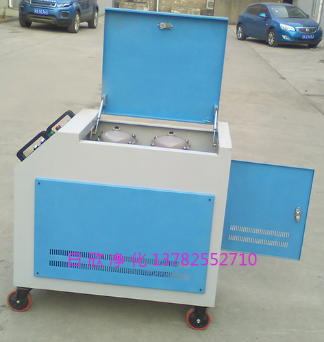 LYC-C40高档箱式滤油车日欣净化滤油机厂家液压油