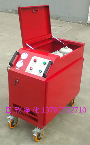 LYC-C40汽轮机油不锈钢滤油机箱式滤油车