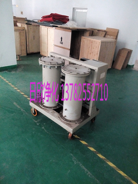 滤油机LYC-G150废油再生滤油机食品油高粘油