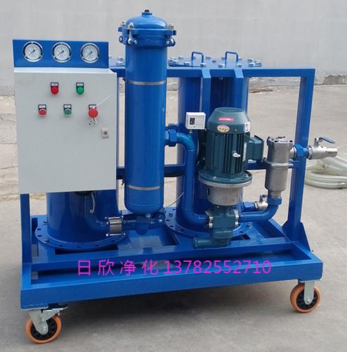 LYC-G100高固含量过滤机润滑油高粘度过滤