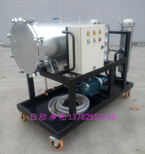 高粘度过滤LYC-J100机油聚结滤油车