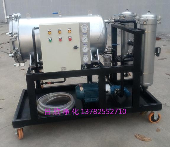 LYC-J100聚结滤油车高粘度机油过滤