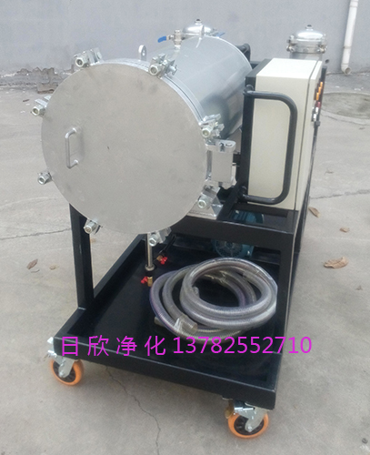 汽轮机油滤油机厂家高质量LYC-J150聚结脱水滤油机日欣净化