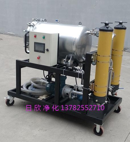 替代液压油颇尔滤油机HCP50A38050A-C日欣净化