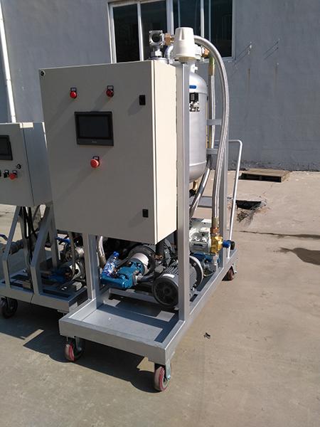 真空除水滤油机ZLYC润滑油不锈钢滤芯