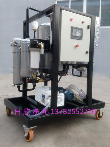 滤芯ZLYC除水磷酸酯油真空脱水滤油机